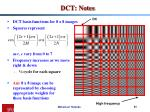 dct notes1