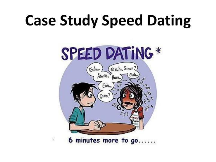 presentation speed dating