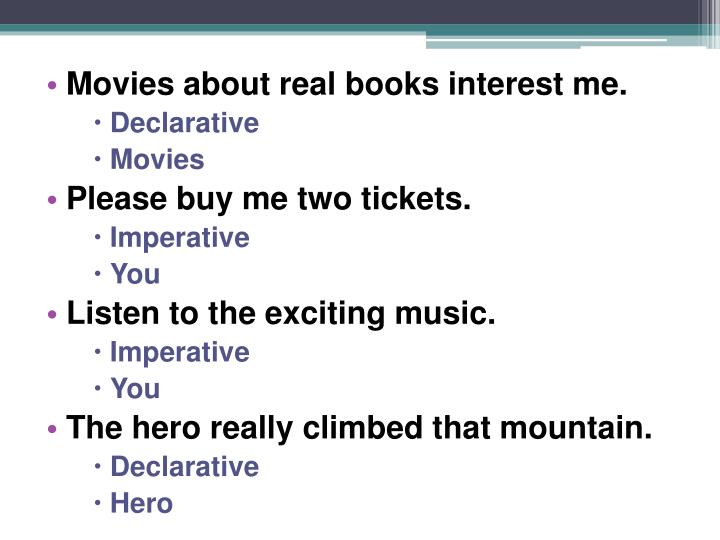 Movies about real books interest me.