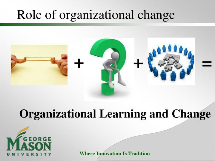 taking a look at organizational change Edgar schein is sloan professor of management emeritus at the sloan school of management at the mit with this book, organization culture and leadership (4th edition), the author has published a summary of his life long experience (born in 1928, phd in harvard of social psychology in 1952) of.