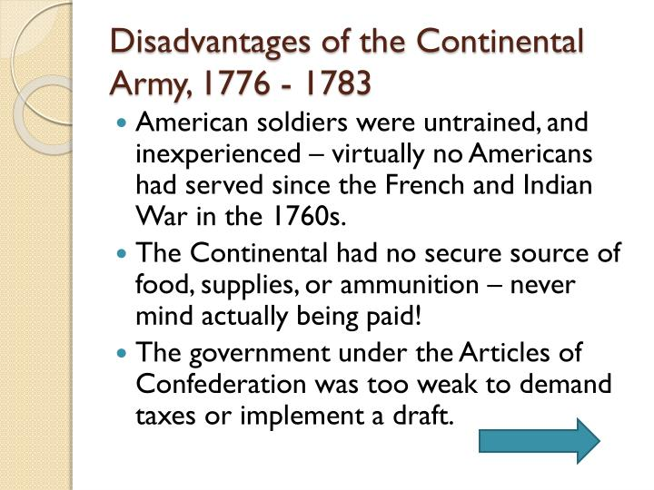 what were being a few downside with the actual articles or reviews for confederation