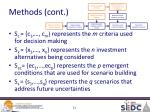 methods cont1