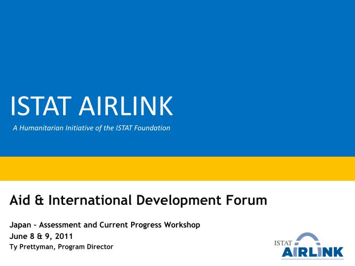 ISTAT AIRLINK