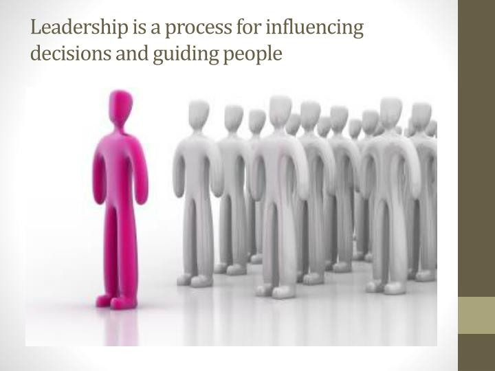 leadership in influencing support and guiding Contingency theories – how does the situation influence good leadership when you need the full support of your team, is there a more effective way to lead.
