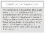 essential or tangential2