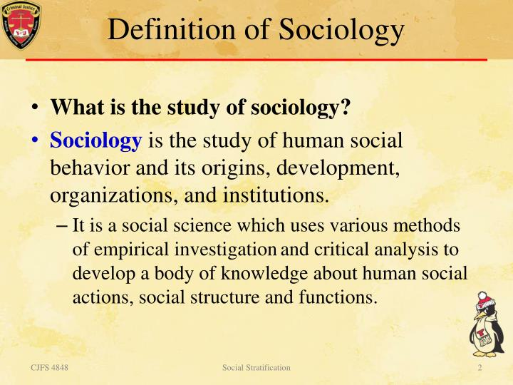 stratification sociology and social structure Social classes are based on the principle of achievement, ie, on one's own efforts, not simply given at birth as is common in the caste system and other types of stratification system as such social mobility (movement upwards and downwards) is much more common in the class structure than in the caste system or in other types.