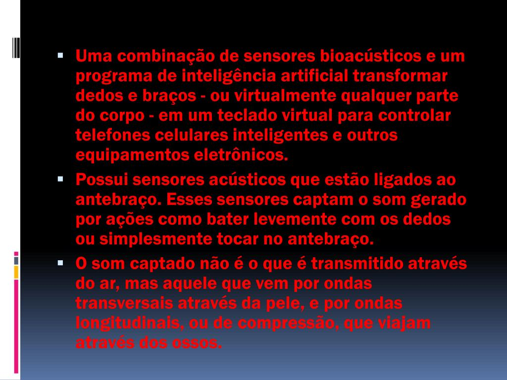 Ppt Teclado Virtual Bluetooth Itech Pc Celular Powerpoint