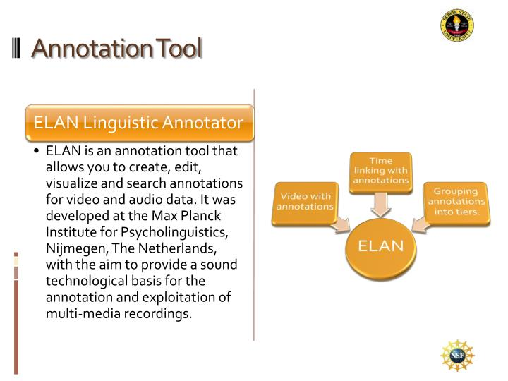 Annotation Tool