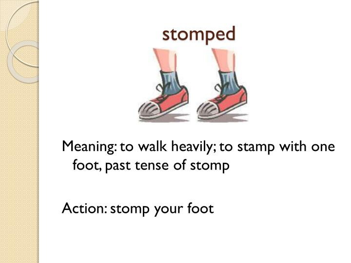 Stomped