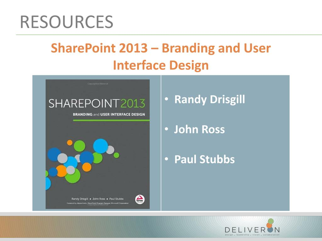 Ppt Branding With Sharepoint 2013 Powerpoint Presentation Free Download Id 2516955