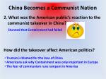 china becomes a communist nation1