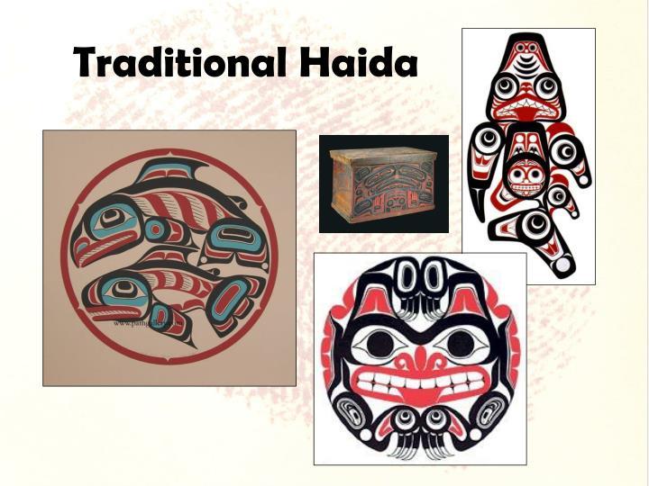 Traditional Haida