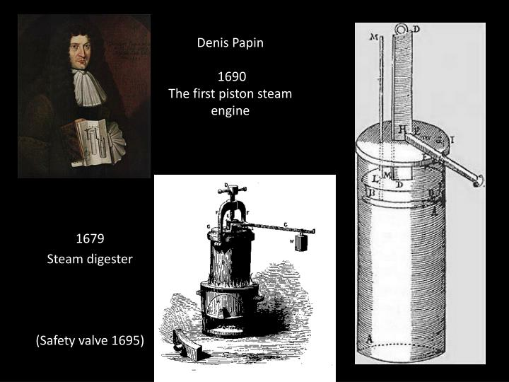 a brief history of steam engine technology