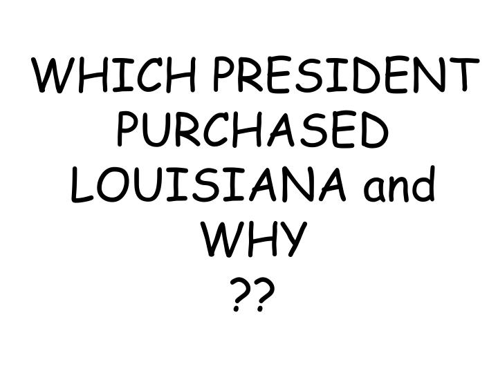louisiana purchase powerpoint 8th grade 8th grade supply list pencils with extra erasers (purchase to have enough for the school year) mini hand held pencil sharpener all rising eighth grade students are required to read either the watsons go to birmingham by christopher paul curtis or out of the dust by karen hesse.