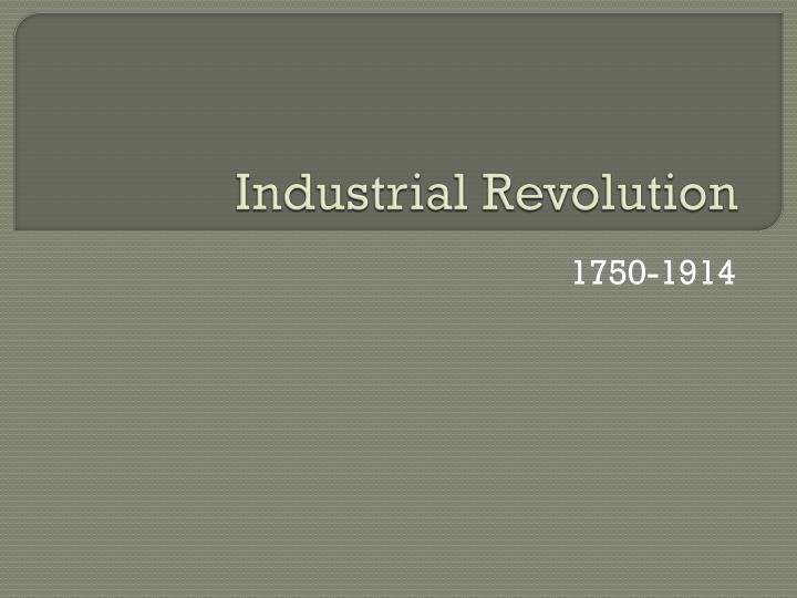 exploring the impact of the industrial revolution in england Industrial revolution the development of the spinning machine by sir richard arkwright in england led directly to the rise of the industrial revolution, and a new world of manufactured products.
