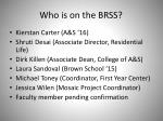 who is on the brss