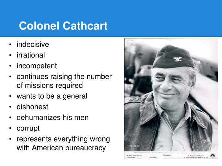 Colonel Cathcart