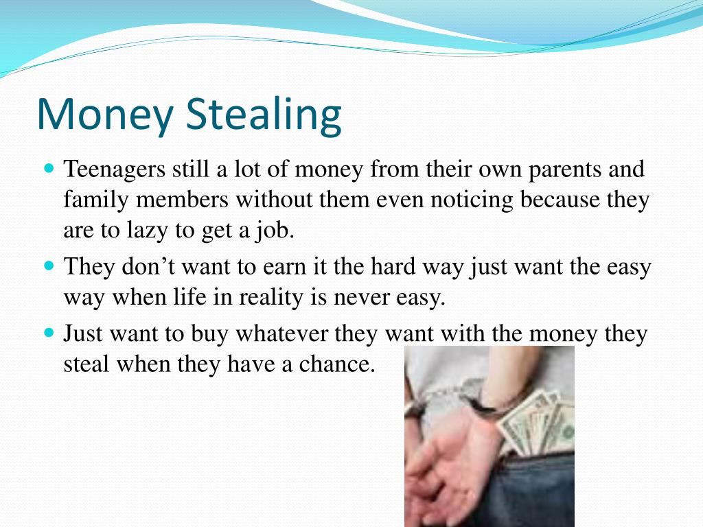PPT - Teen Shoplifting and Stealing Crimes PowerPoint Presentation