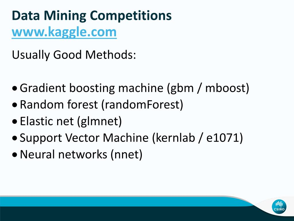 PPT - A Statistical Viewpoint on Data Science, Data Mining and Big