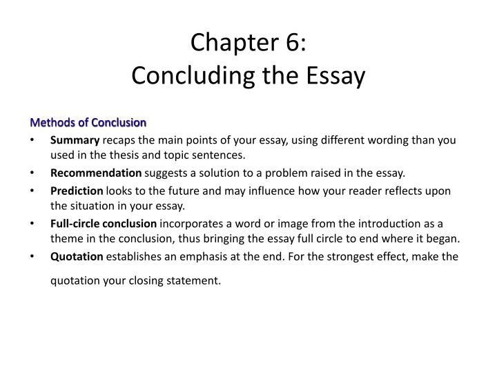 chapter 6 video q essay Chapter 6 bone tissue in the video it included the spongy, compact bone a p chapter 6 notes essay chapter 6: bones and.