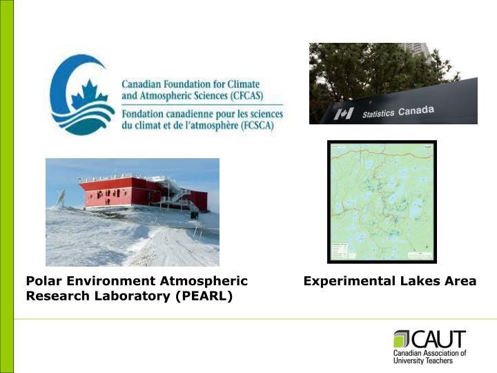 Polar Environment Atmospheric Research