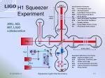 h1 squeezer experiment