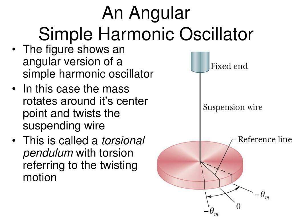 PPT - Simple Harmonic Motion PowerPoint Presentation - ID