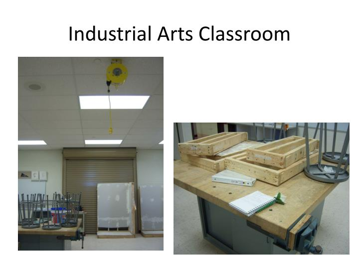 Industrial Arts Classroom