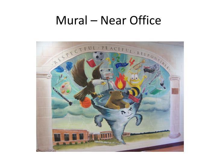Mural – Near Office