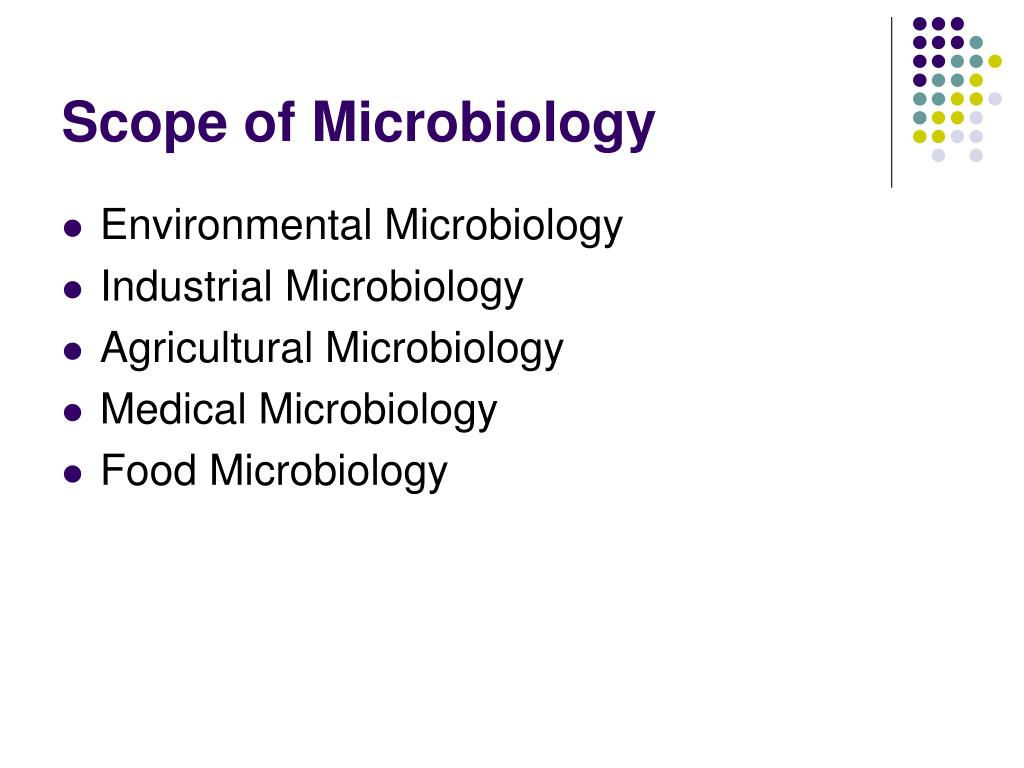 PPT - Introduction to Microbiology PowerPoint Presentation