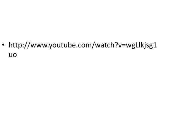 http://www.youtube.com/watch?v=wgLlkjsg1uo