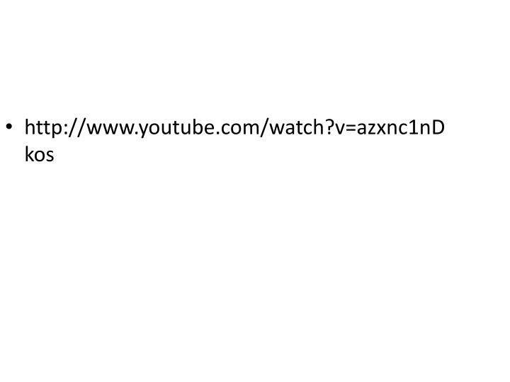 http://www.youtube.com/watch?v=azxnc1nDkos