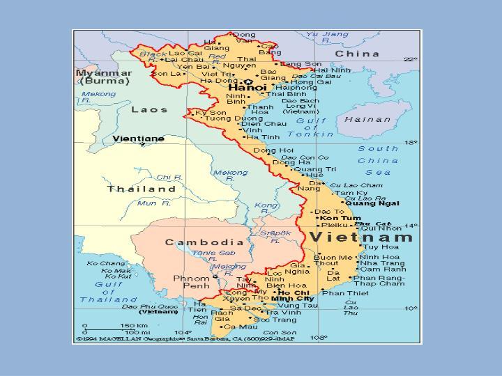 The vietnam war 1954 1975