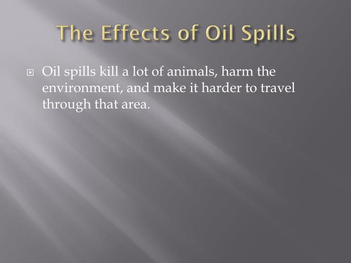 the effect of oil spillage in The effects of oil spillage in the niger delta a case study of ughelli south local government area of delta state table of content chapter one introduction 11 background of the study 12 statement of the problem 13 research questions 14 aims/objective of the study 15 significance of the study 16 scope of the study 17 limitation of the.