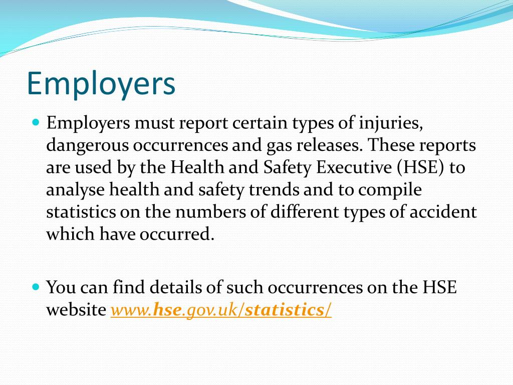PPT - Accidents and Accident Reporting PowerPoint Presentation - ID