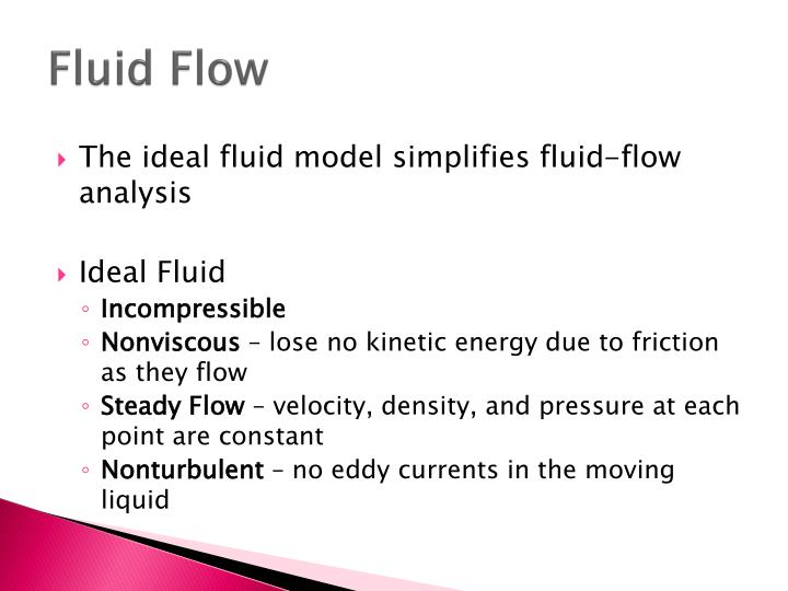 Fluid flow1