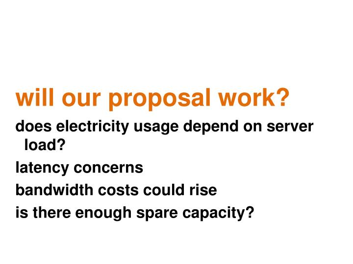 electricity billing system proposal Get to know your electricity bill  is only for the energy, and the system peak and ancillary charges are negotiated as part of the competitive rfp.