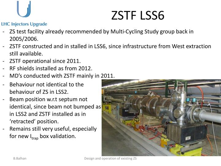 ZSTF LSS6
