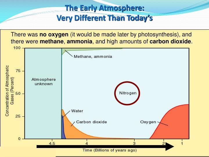 The Early Atmosphere: