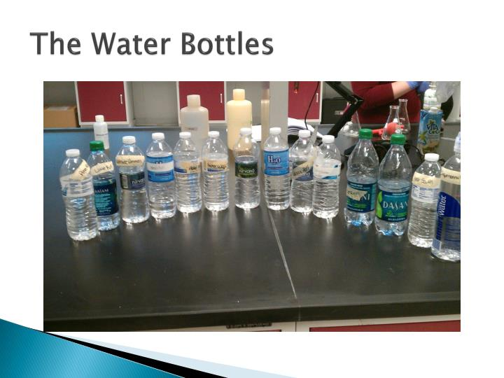 The Water Bottles