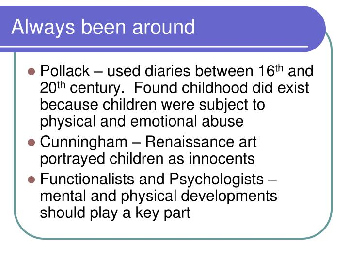 ppt - childhood powerpoint presentation