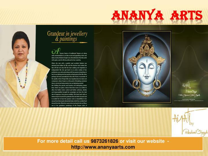 Ananya arts