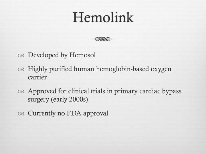 Hemolink