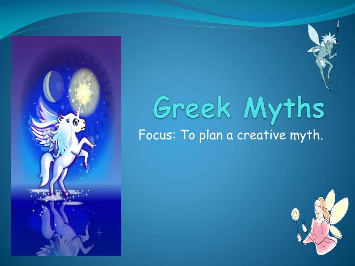 greek myths n.