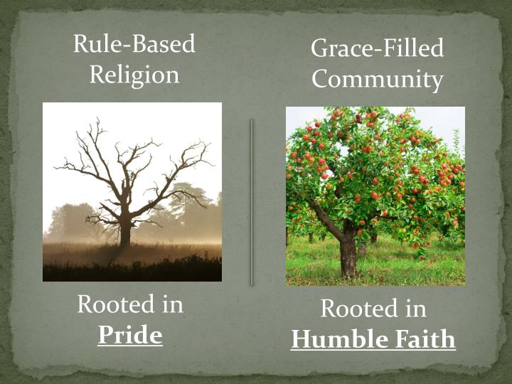 Rule-Based Religion