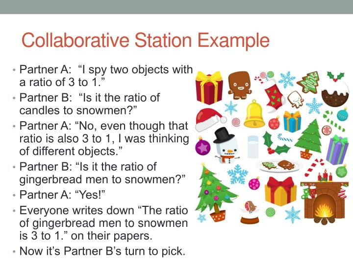 Collaborative Station Example