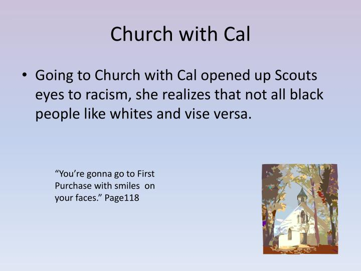 Church with Cal