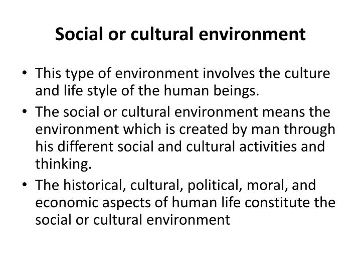 social and cultural environments of algeria politics essay Discuss how the six macro-environments (demographic, economic, natural, technological, political, and social/cultural) forces may affect the marketing of a drink or food companycompanies and their suppliers, marketing intermediaries, customers, competitors, and publics all operate in a.