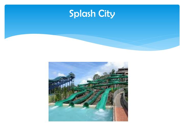 Splash City