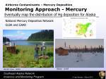 monitoring approach mercury